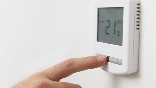 calefacción eléctrica por termofluido